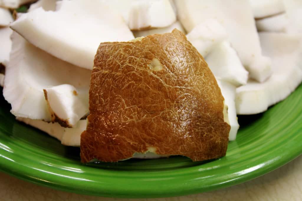 Coconut Skin
