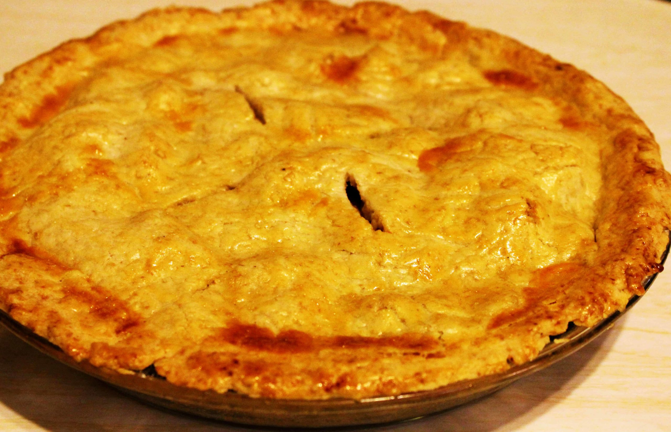 All American Apple Pie - Homemade for Elle