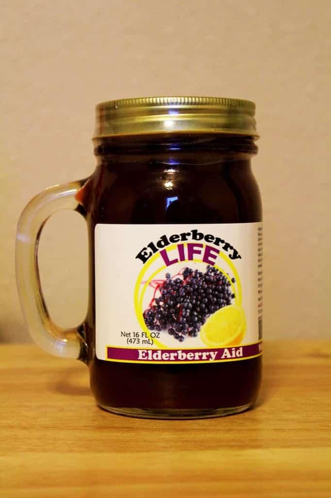 Elderberry Aid
