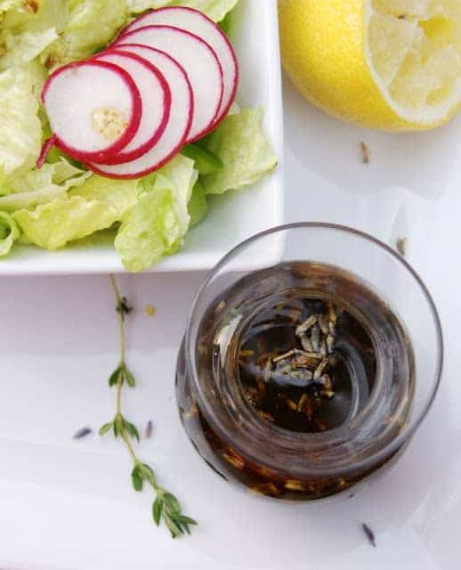 Lavender and Honey Vinaigrette