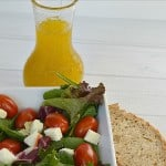 Lemon-Olive Oil Dressing