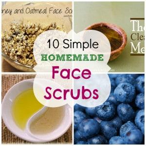 13 Simple Homemade Face Scrubs