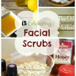 13 simple exfoliating face scrubs
