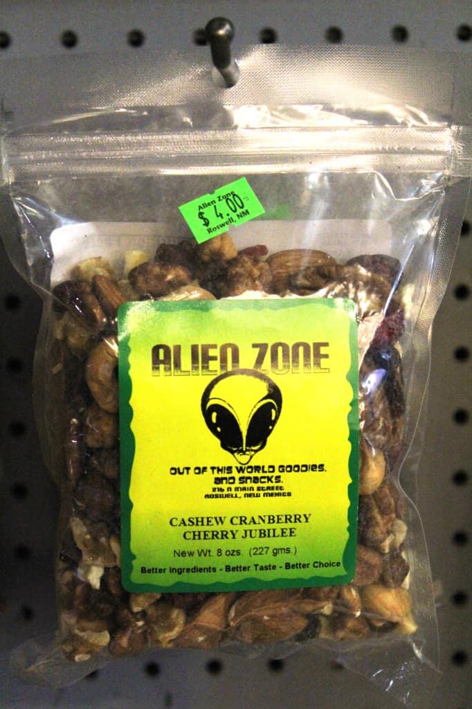 Alien Snack