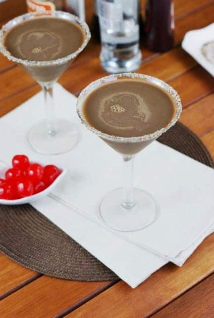 Chocolate Martini 3