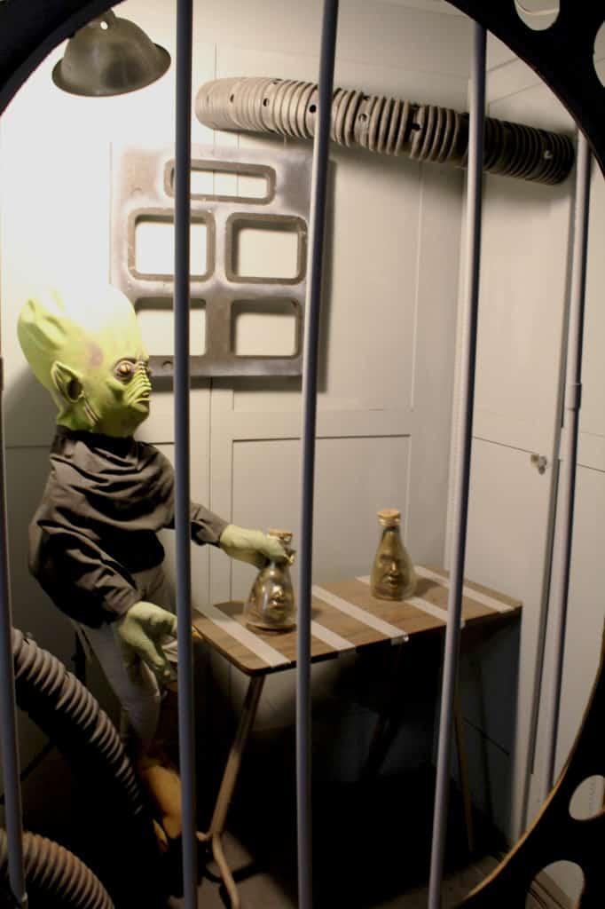 Mad Scientist Alien