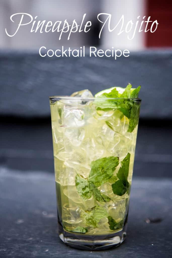 Pineapple-Mojito-recipe