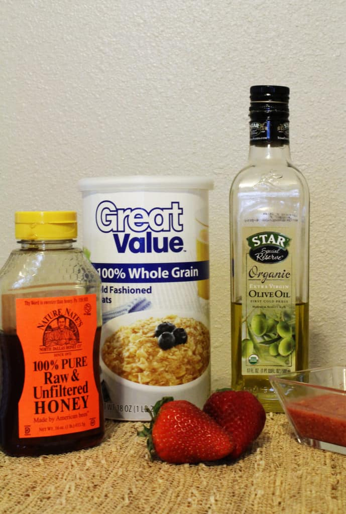 Strawberry Face Mask Ingredients