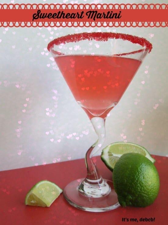 Sweetheart-Martini