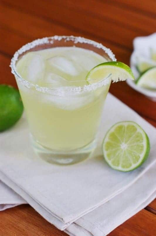 Top Shelf Margarita 4