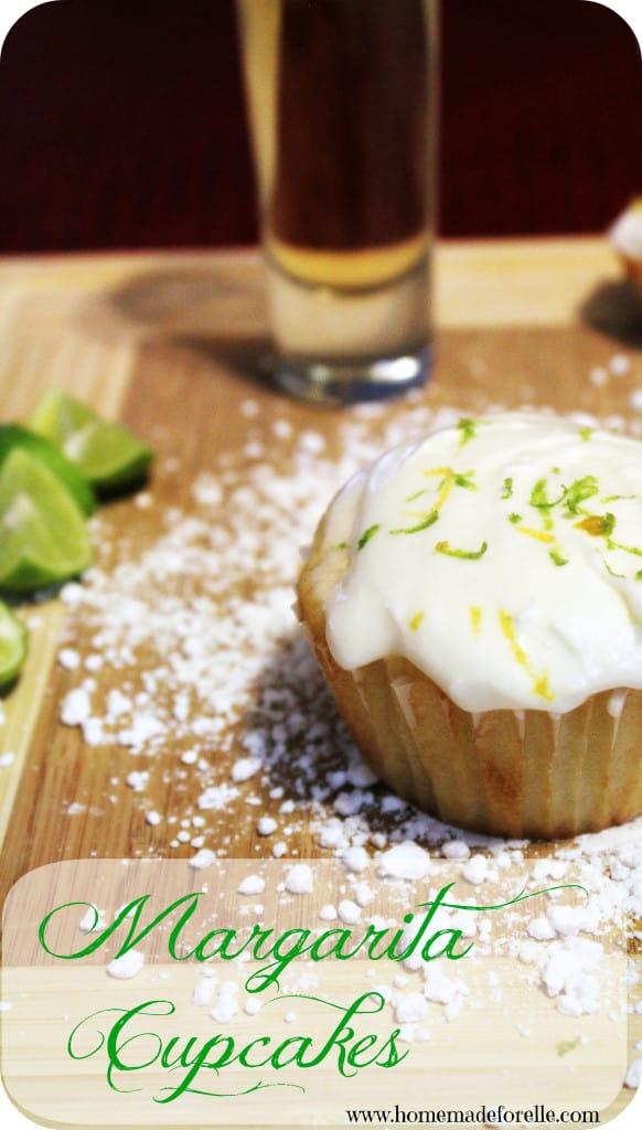 Margarita Cupcakes from Homemade for Elle