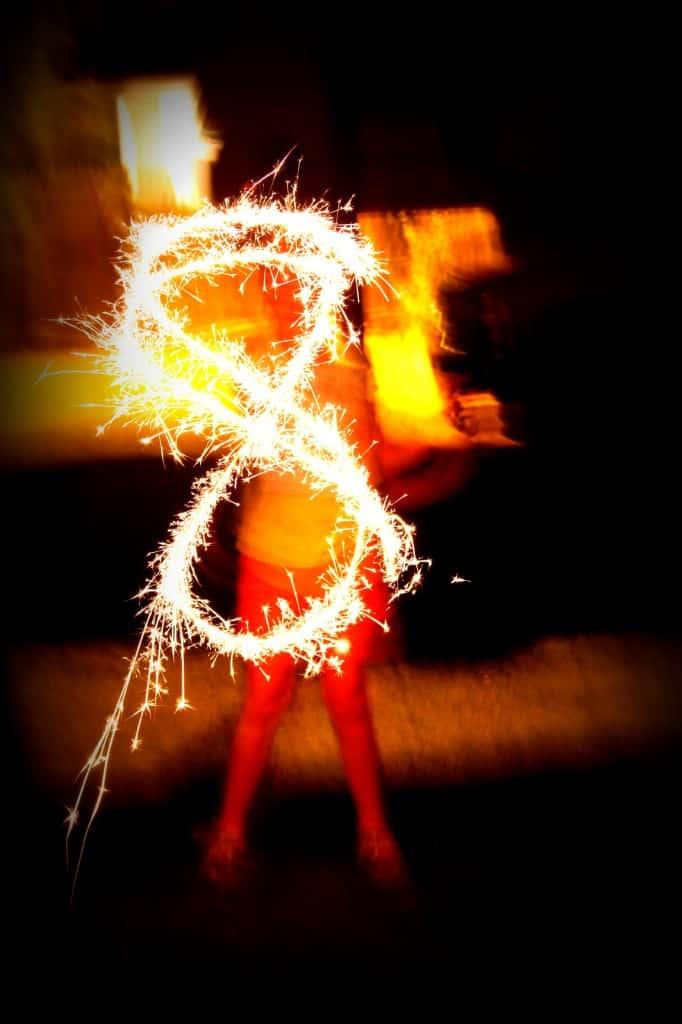 8 fireworks