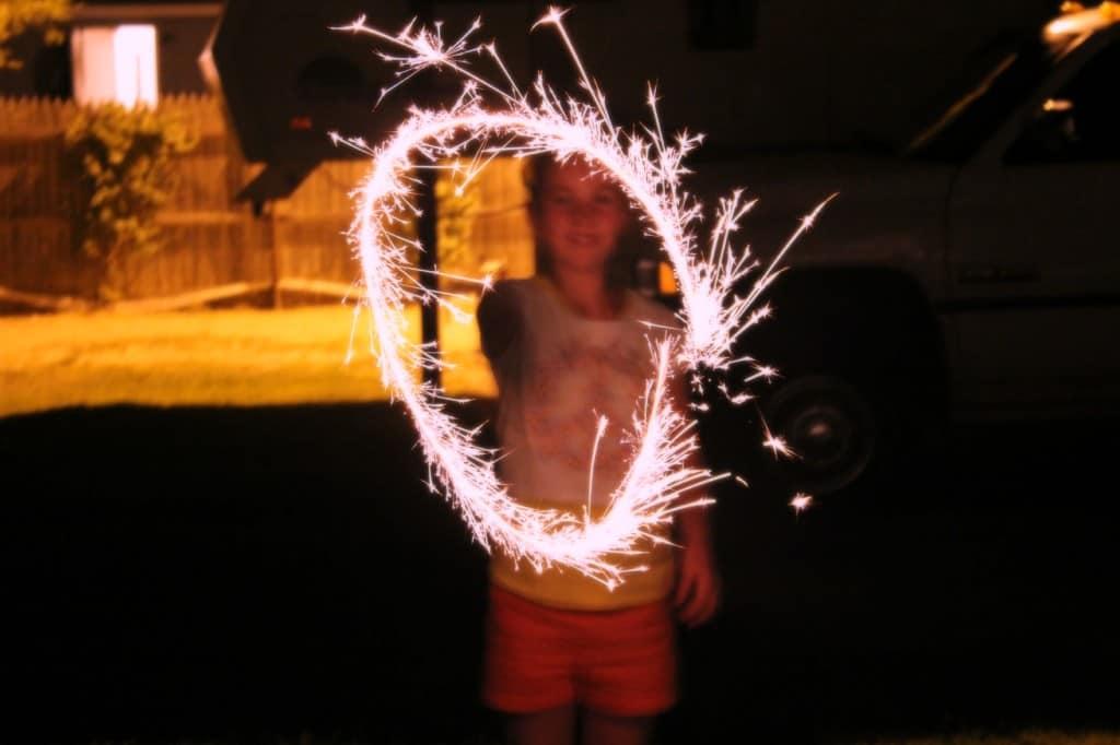 Emily fireworks