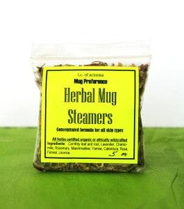 Herbal Mug Steamers