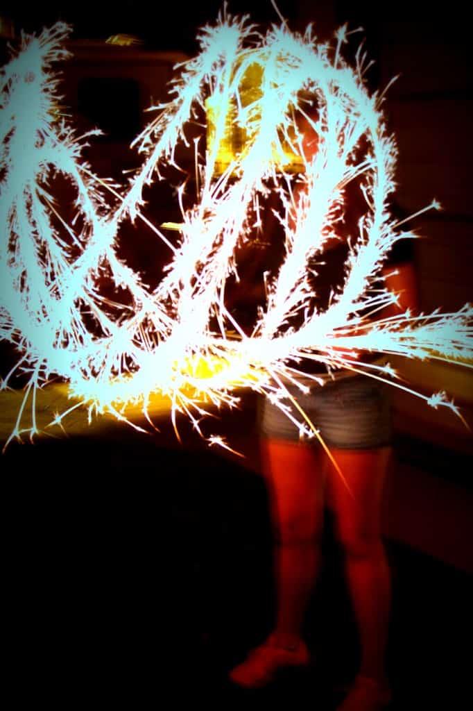 Jackie fireworks