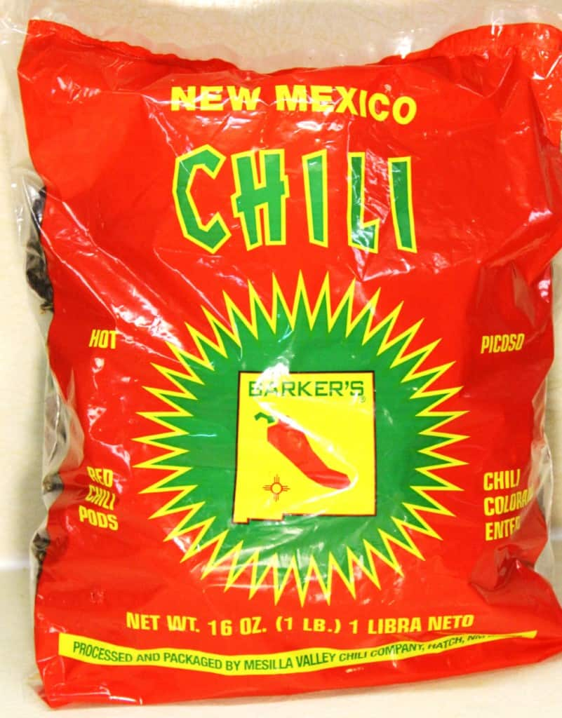 New Mexico Chili