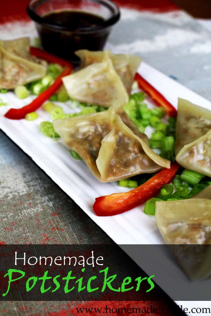 Potstickers Recipe
