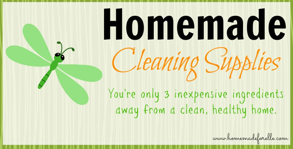 homemade all purpose cleaner disinfectant