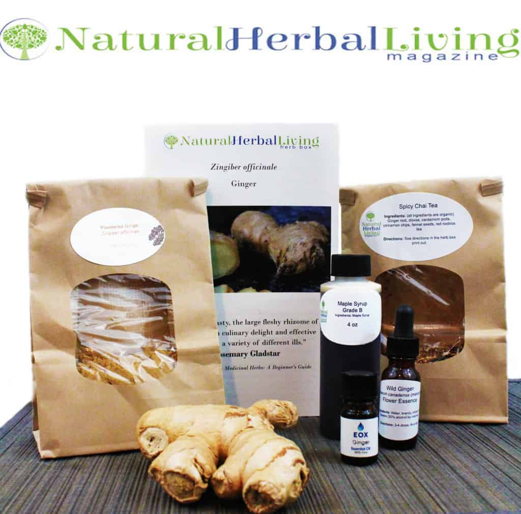 Natural Herbal Living Herb Box Review