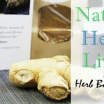 Natural Herbal Living Magazine Herb Box Review & Giveaway