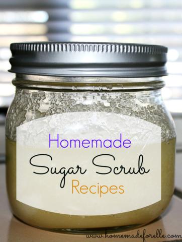 How to Make a Sugar Body Scrub