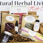 Natural Herbal Living Magazine: Rose Box
