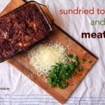 Sundried Tomatoand Herb Meatloaf by Live Simply