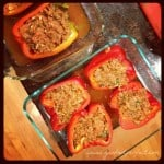Easy Stuffed Peppers by Good Not Perfect