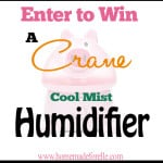 Humidifier Benefits Using Crane Humidifiers