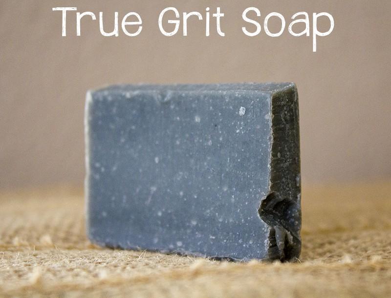 True Grit Soap