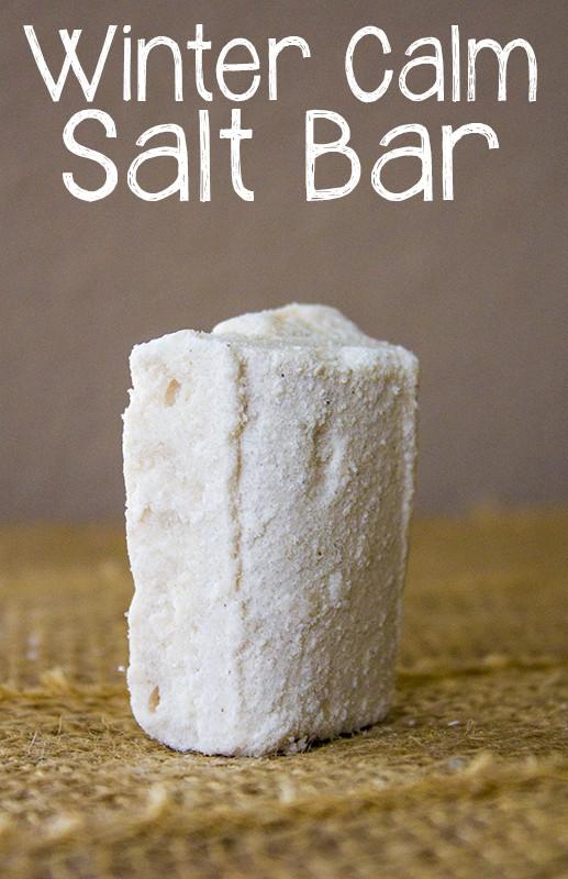 Winter Calm Salt Bar
