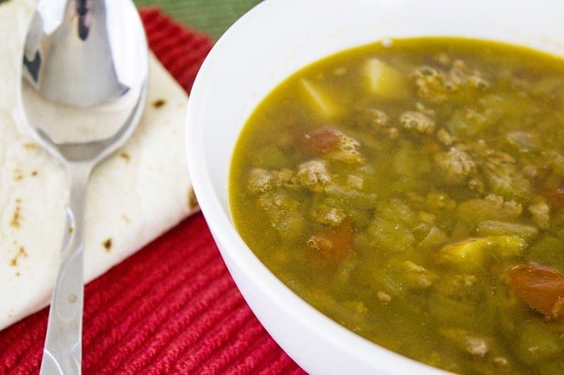 green chile stew from homemade for elle