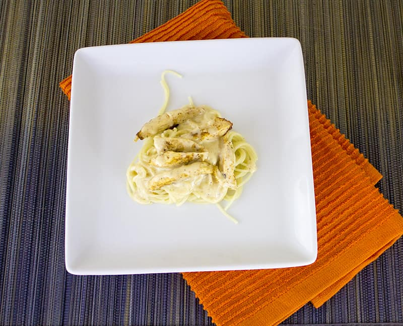home made alfredo sauce from homemadeforelle
