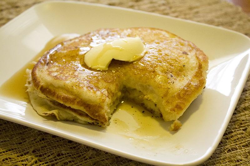the best pancake recipe from homemade for elle