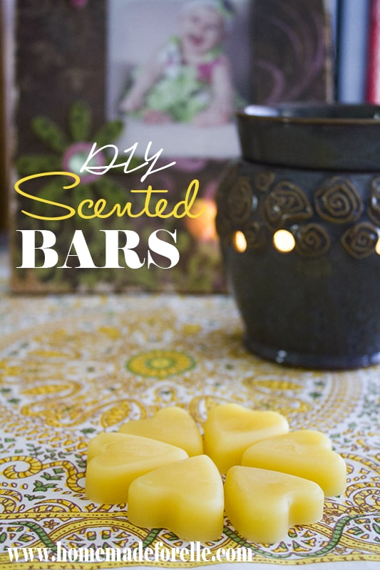 DIY Wax Melts {makes your home inviting