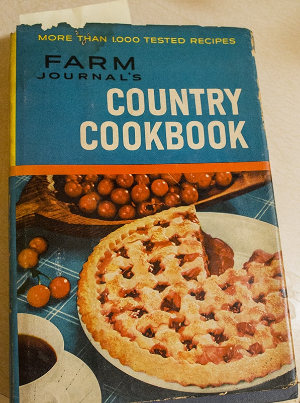Farm country cookbook