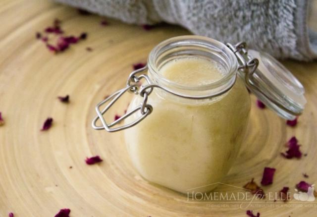 Shea Butter Body Wash Recipe