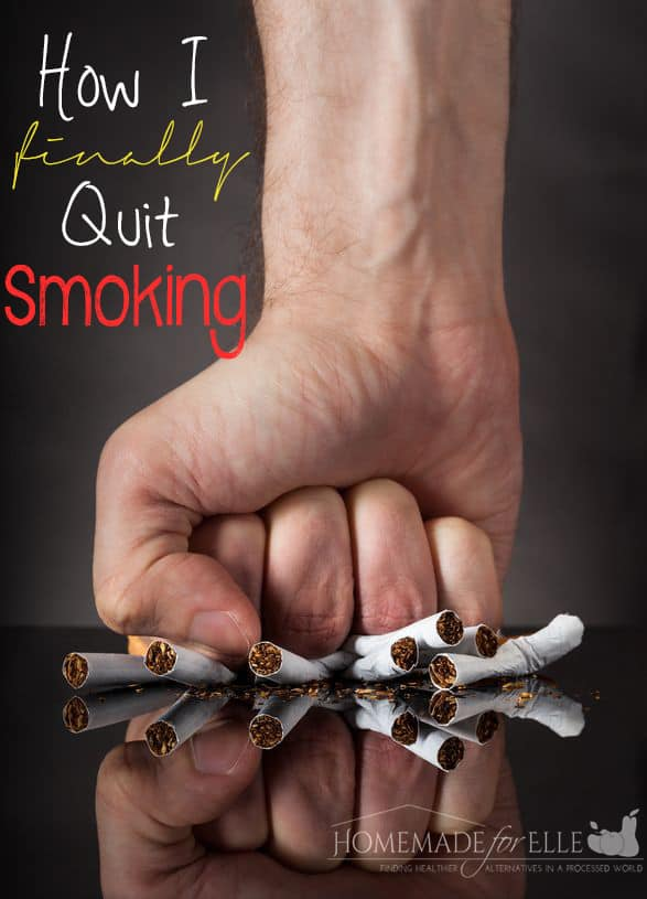 How I Quit Smoking