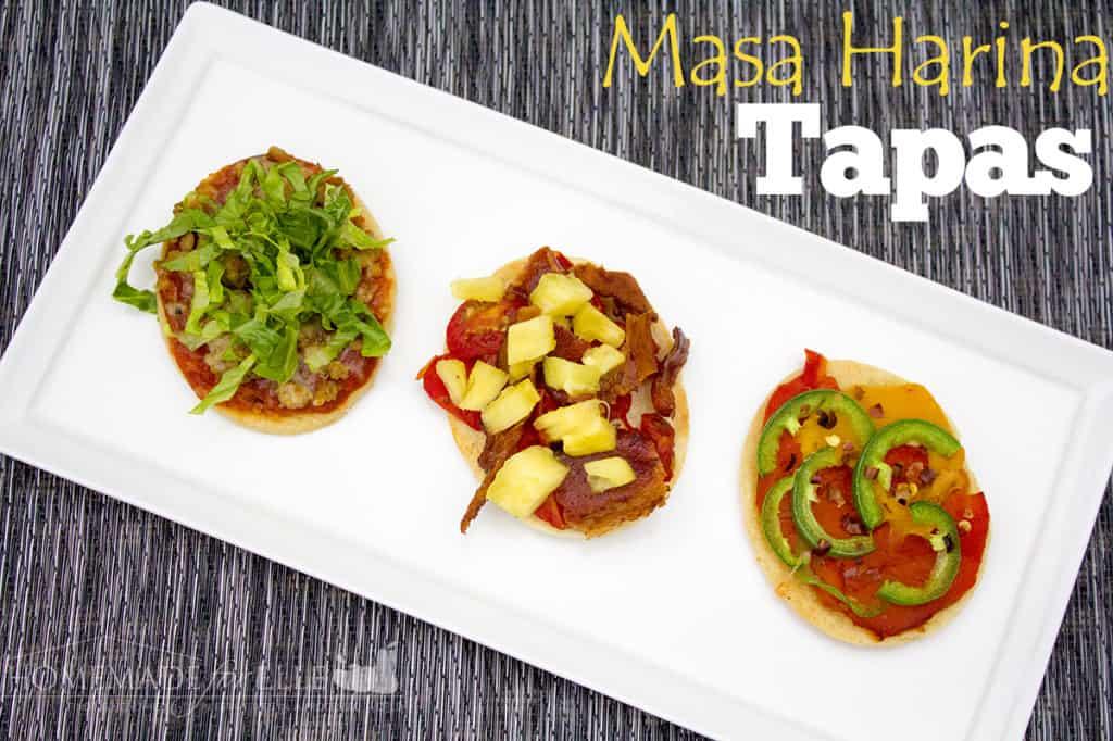 Masa Harina Tapas Recipe
