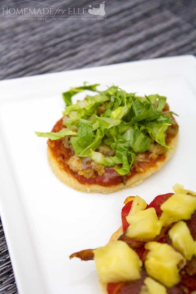 enchilada masa harina tapas