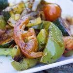 tuscan herb summer veggies