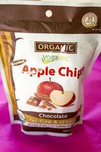 yogavive apple chips