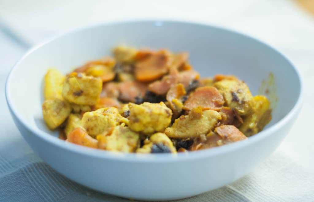 Tropical Turmeric Stir Fry
