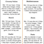 6 Easy Pasta Salad Dressing Recipes