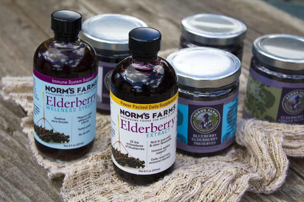Norms Farms Elderberry Review