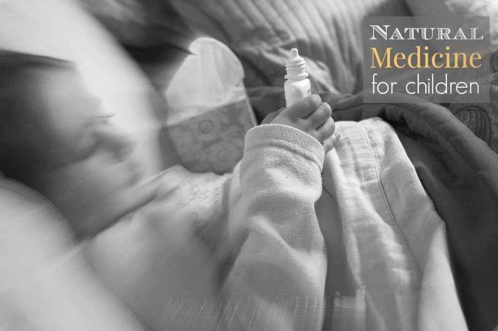 natural medicine for children blur