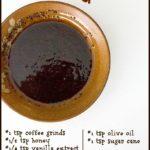 DIY Lip Scrub – Vanilla Latte