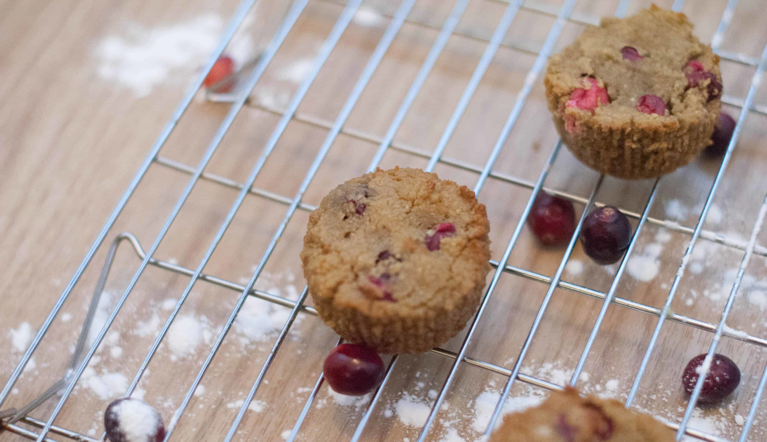 Cranberry Muffin 3