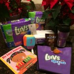 Luv's Diapers Leak-Free Holiday Giveaway!