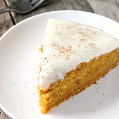 Carrot Cake with Cream Cheese Frosting | Homemade for Elle | https://homemadeforelle.com